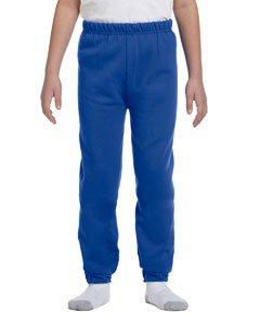 - Jerzees Youth 8 oz. NuBlend Fleece Sweatpants XL ROYAL