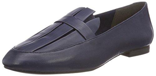 Tamaris Damen 24304 Slipper Blau (Navy)