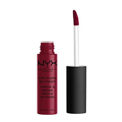 NYX Soft Matte Lip Cream Monte Carlo