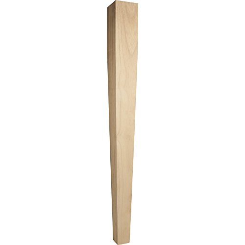 Hardware Resources P43-42RW Four Sided Tapered Wood - Post Tapered Wood