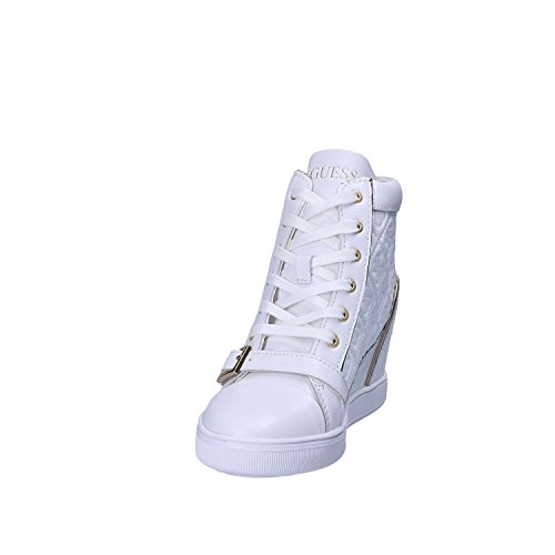 Guess Flioe1 Lea12 Sneakers Donna Bianco 38