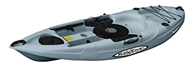 MK09-08-FD Malibu Kayaks Stealth 9 Fish and Dive Kayak from Malibu Kayaks