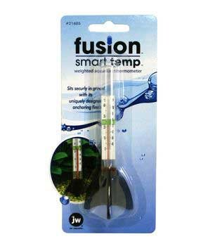 Standard Fusion Standing Aquarium Thermometer, Pack of 3 by SMART TEMP STANDING THERMOMETER