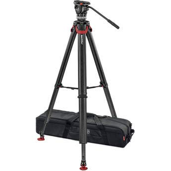 Sachtler ACE XL Tripod System with FT 75 Legs & Mid-Level for sale  Delivered anywhere in USA