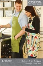 Indygo Junction All-in-One Apron Pattern