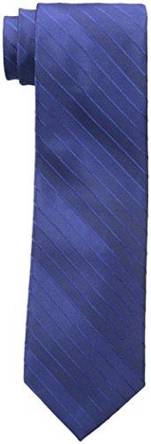 Van Heusen Men's Solid Tie, Blue, One Size ()