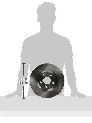 Centric Parts 121.40071 C-Tek Standard Brake Rotor