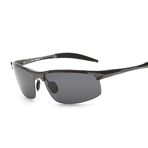 EYSHADE BSG800018C2 Fashion TAC Lens Movement Al-Mg Frames - Mail Order Canada Glasses