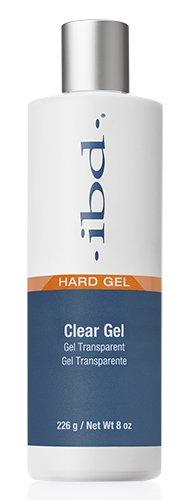 (6 Pack) ibd Clear Gel Refill 8 oz - Clear Gel Refill by IBD