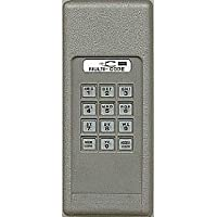 Multi-Code 420001 300MHz Door Opener Wireless Keypad by Linear