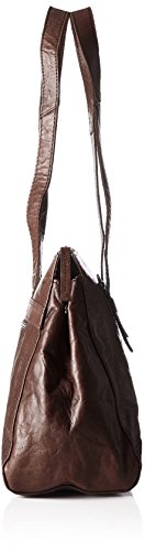 Marron Dark sacs Bag Brown Accroche Spikes Sparrow Zip amp; 7qBxnY0A