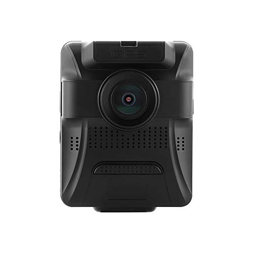 Price comparison product image JDgoods Car Dual Lens Dash Camera Camera Crosstour 1080P Front and 720P Built-in GPS in Car Dashboard Inside with Parking Monitoring,  Infrared Night Vision,  Motion Detection,  G-Sensor and WDR