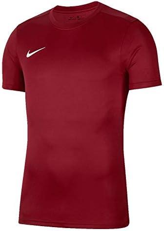 NIKE(ナイキ) メンズ パーク VII S/S ジャージ ゲームシャツ スポーツウェア プラクティスシャツ 半袖 Tシャツ bv6708-S-677