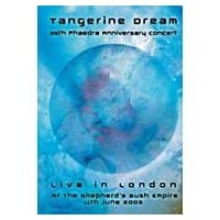 Tangerine Dream: 35th Phaedra Anniversary Concert