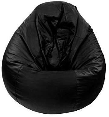 Amazon.com: Puf gigante sillas para adultos de piel ...