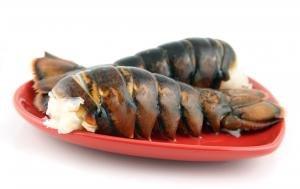 Dorr Lobster- (10) - 8-10 oz. Maine Lobster Tails