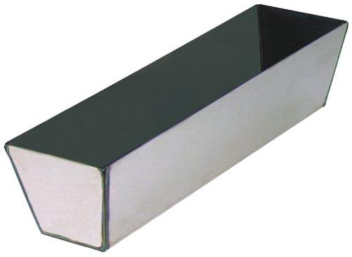 Warner Tool Stainless Steel Mud Pan #196