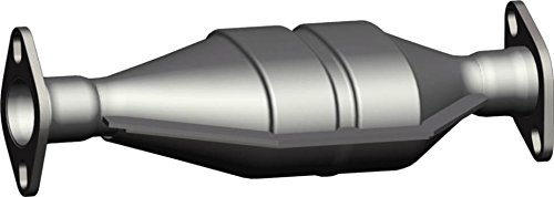 HY8007 EEC Exhaust Catalytic Converter with fitting kit: