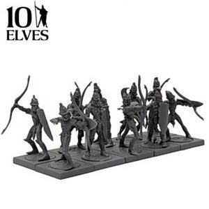 - KoW: Elves Bowmen Troop (10) by Mantic Entertainment