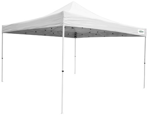 Caravan Canopy M-Series 2 Pro 12 X 12 Foot Straight Leg Canopy Kit, White by Caravan Canopy