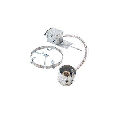 (Lytecaster Lytening Incandescent Non IC Remodeler Frame-In-Kit by Lightolier)
