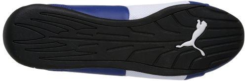 Puma Racing Cat L 304697 - Zapatillas de cuero para hombre Monaco Blue/White 7