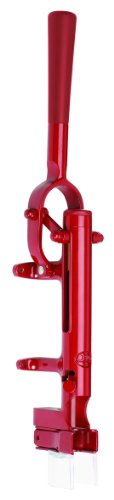 BOJ Wall Mounted Wine Bottle Opener US (Color) (Burgundy) by BOJ
