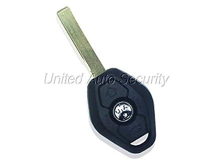 Amazon Com Key Remote For Bmw Lx8fzv Hu92 315 433mhz E46 E39