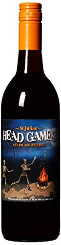 NV St. Julian Head Games Red Wine with Spices 750 mL
