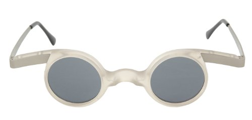 329930/74 (White) Mad Scientist Glasses White (Mad Scientist Costumes)