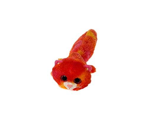 Fiesta Fursian Kitten Cat Gumdrop Orange Plush Toy -