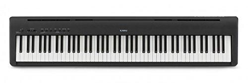 Kawai ES110 88-Key Digital Piano with Speakers - Gloss Black