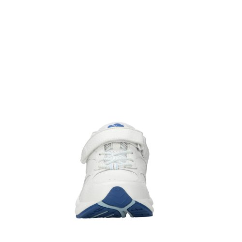Dr. Comfort Womens Spirit White Diabetic Athletic Shoes White