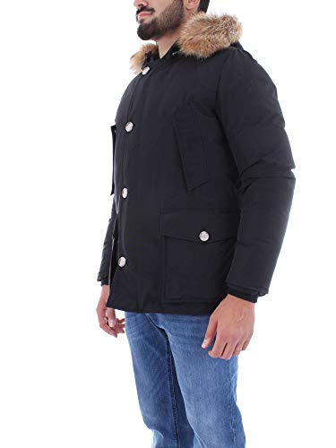 Nero Anorak Woolrich Arctic Woolrich Arctic cPwY1qFC