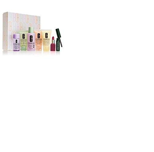 Clinique 2017 Discover 7 Piece Set (Clinique 7 Piece)