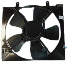 Radiator Cooling Fan Assembly For Kia Rio  TYC601160