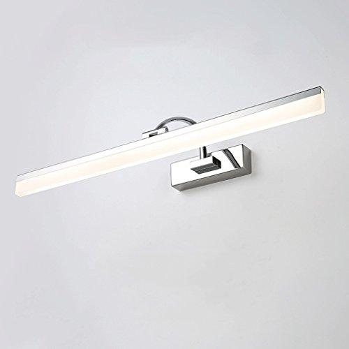Spiegelleuchten LED-Acryl-Edelstahl-Badezimmer-Spiegelschrank ...