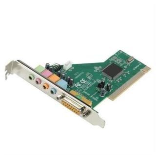 Dell Precision T7500 Sound Blaster X-Fi Xtreme Gamer 7.1 Sound Card- WW202