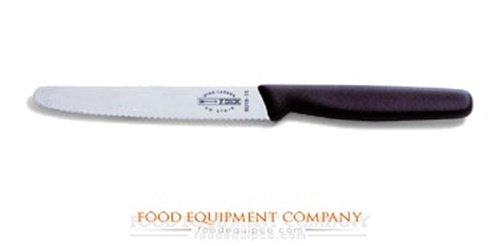 4in Wavy Edge Blade (F Dick 8501511B Household Utility Knife 4
