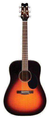 Jasmine JD39-SB J-Series Acoustic Guitar, Sunburst