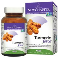 New Chapter. Turmeric Force. 120 Ct. 2 Boxes by New Chapter