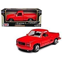 Motormax 1:24 1992 GMC SIERRA GT PICK-UP