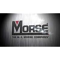 Morse 1655H .5080 ST//FL ST//SH HSS RMR Made in 29934