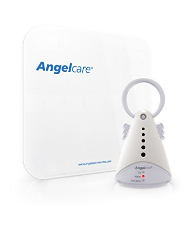 Angelcare Movement Only Monitor, White (Under Mattress Sensor)