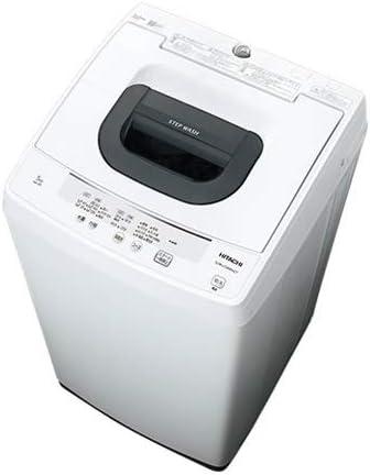 日立 全自動洗濯機 NW-50F-W