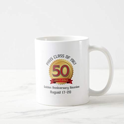 Funny PHHS Class of 1967 Reunion Souvenir Mug