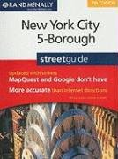 Rand McNally New York City 5-Borough Street Guide (New York Street Guide compare prices)