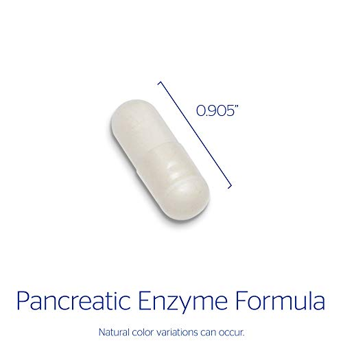 Pure Encapsulations - Pancreatic Enzyme Formula - Hypoallergenic Supplement to Support Proper Digestive Function* - 180 Capsules by Pure Encapsulations (Image #2)