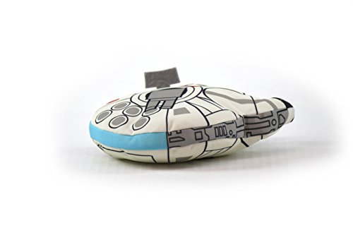 Joy Toy 83501 18 cm Star Wars Millennium Falcon Vehicles Plush Toy