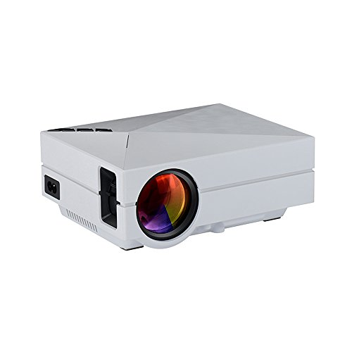 800 Lumens Home Theater Mini Portable Led Multimedia: LDSY Projector LED LCD Mini Projector 800 Lumen 800x480